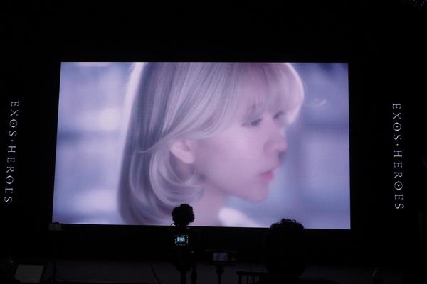 가수 유리사가 참여한 뮤직비디오가 최초 공개됐다.